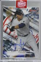 Aaron Judge (2016 Bowman's Best Top Prospects) [Buy Back] #/1