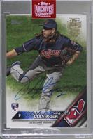 Mike Clevinger (2016 Topps Update Series) [Buy Back] #/20