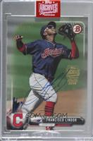 Francisco Lindor (2017 Bowman) [Uncirculated] #/38
