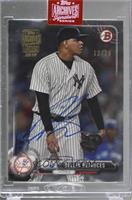 Dellin Betances (2017 Bowman) [Buy Back] #/20