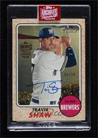 Travis Shaw (2017 Topps Heritage) [Buy Back] #/39