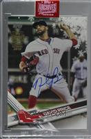 David Price (2017 Topps Holiday) [Buy Back] #/1