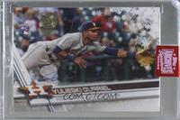 Yuli Gurriel (2017 Topps Holiday Wal-Mart) [Buy Back] #/8