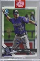 Garrett Hampson (2018 Bowman Chrome Prospects) [Buy Back] #/99