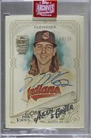 Mike Clevinger (2018 Topps Allen & Ginter) [BuyBack] #/28