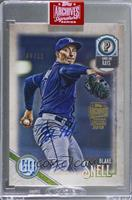 Blake Snell (2018 Topps Gypsy Queen) [Buy Back] #/11