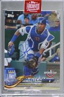 Salvador Perez (2018 Topps Opening Day) [Uncirculated] #/86