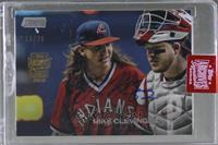 Mike Clevinger (2018 Topps Stadium Club) [BuyBack] #/26