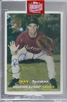 Brad Ausmus (2006 Topps Heritage) [BuyBack] #/61