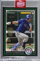 Mitch Moreland (2010 Bowman Draft) [Buy Back] #/63