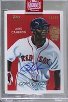 Mike Cameron (2010 Topps National Chicle) [Buy Back] #/43
