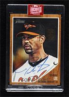 Derrek Lee (2011 Topps Heritage) [Buy Back] #/20