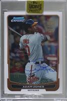 Adam Jones (2012 Bowman Chrome) [Buy Back] #/1