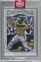 Reggie Jackson (2013 Topps Gypsy Queen) [Buy Back] #/1