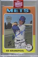 Ed Kranepool (1975 Topps) [Buy Back] #/70