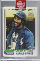Harold Baines (1982 Topps) [Buy Back] #/24