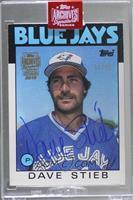 Dave Stieb (1986 Topps) [BuyBack] #/99