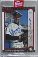 Andy Pettitte (1999 Bowman) [BuyBack] #/1