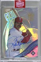 Rafael Palmeiro (1999 All Matrix) [Buy Back] #/1