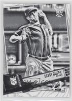 Danny Duffy #/50