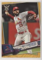 Base - Matt Carpenter