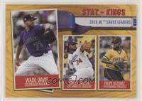 Stat Kings - Felipe Vázquez, Kenley Jansen, Wade Davis [EXtoNM]
