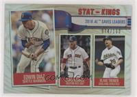 Stat Kings - Blake Treinen, Craig Kimbrel, Edwin Diaz #/100