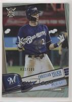 Highlights - Christian Yelich #/100