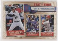 Stat Kings - Nolan Arenado, Matt Carpenter, Trevor Story