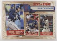 Stat Kings - Nick Markakis, Christian Yelich, Freddie Freeman