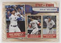 Stat Kings - Nicholas Castellanos, J.D. Martinez, Whit Merrifield