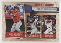 Stat Kings - Mookie Betts, Alex Bregman, Miguel Andujar