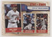 Stat Kings - Alex Bregman, Jose Ramirez, Mike Trout