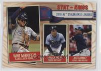 Stat Kings - Jose Ramirez, Mallex Smith, Whit Merrifield