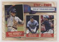 Stat Kings - Jose Ramirez, Mallex Smith, Whit Merrifield