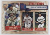 Stat Kings - Blake Treinen, Craig Kimbrel, Edwin Diaz