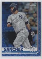 Gary Sanchez #/150