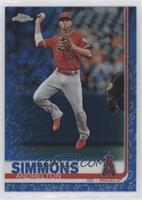 Andrelton Simmons #/150
