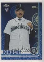 Yusei Kikuchi #/150