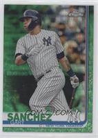 Gary Sanchez #/99