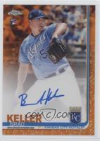 Brad Keller #/25