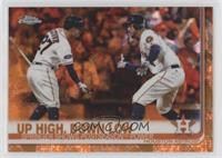 Up High, Down Low (Springer Shows Postseason Power) #/25