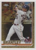 All-Star Game - Michael Brantley [EXtoNM] #/50
