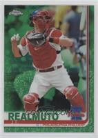 J.T. Realmuto [EX to NM] #/99
