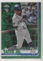 Rookie Debut - Fernando Tatis Jr. #/99