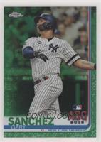 All-Star Game - Gary Sanchez #/99