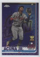 All-Star Game - Ronald Acuna Jr. #/175