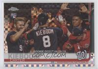 Rookie Debut - Carter Kieboom #55/199