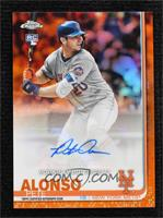 Pete Alonso [Noted] #/25