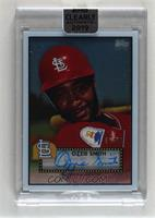 Ozzie Smith [Uncirculated] #/50